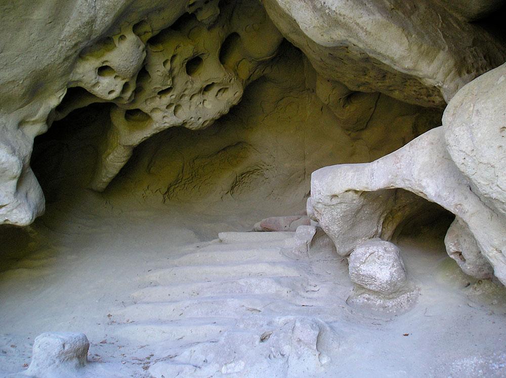 Grotte della Rocca d'Olgisio